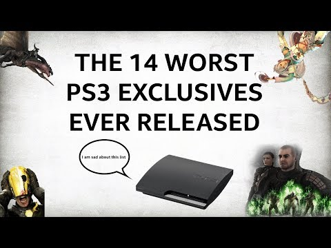 The 14 Worst PS3 Exclusives Ever Released - Thủ thuật máy tính