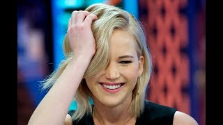 Jennifer Lawrence best moments - Birthday special