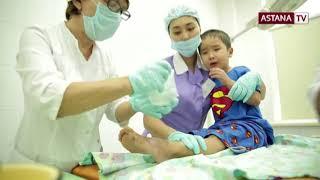 Доктор рекомендует. Ожог у детей (19.06.2018 г.)