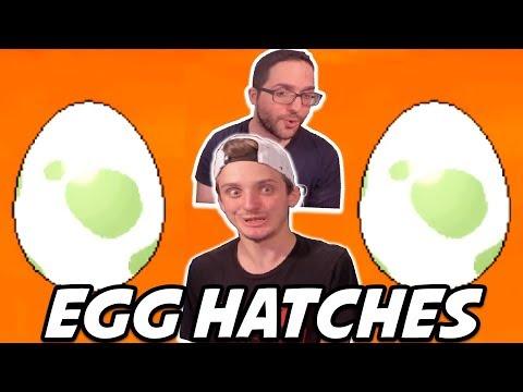 ALL THESE SHINY EGGS! Pokemon X & Y Randomizer Egglocke Egg Hatching!
