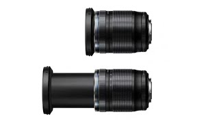 Olympus presents the lens of 12-200 mm f / 3.5-6.3 with 16.6x zoom for cameras without a mirror.