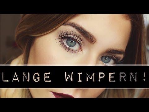 LANGE WIMPERN - ein paar Tipps!   BELLA