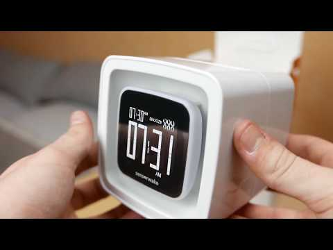 Ароматный будильник SensorWake - Что в коробке?