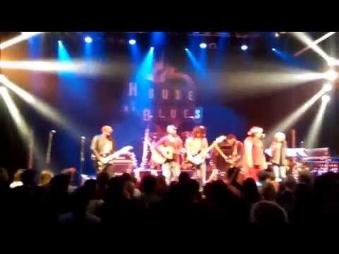 Live Show at the House of Blues with Blackhawk Revolution Band