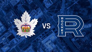 Rocket vs. Marlies | Apr. 10, 2021