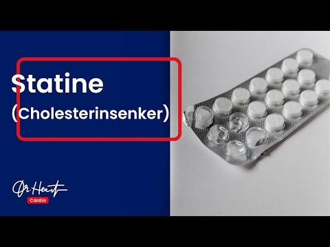 Lesen Sie mehr über Statine (Cholesterinsenker)