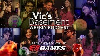 Vic's Basement – November 20, 2015