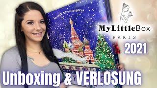 My Little Box ADVENTSKALENDER 2021 |Unboxing & MEGA VERLOSUNG | Deutsch