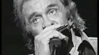 Johnny Cash live - Orange Blossom Special at Manhattan Center. NY