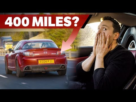 Can A Mazda Rx 8 Achieve Over 400 Miles On One Tank Viralstat