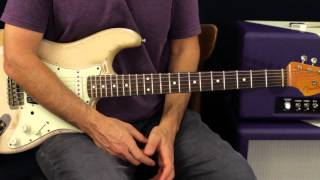 How To Play - The Beatles - I Want You (She's So Heavy) - Guitar Lesson - Classic Rock Song