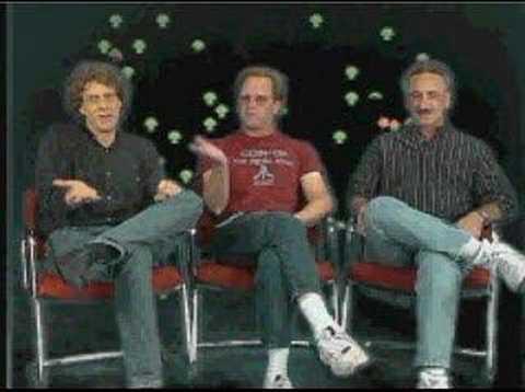 Three Atari Guys Talk [Ed Rotberg, Dave Theurer, Ed Logg]