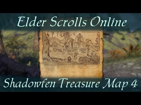 Steam Community :: Video :: Shadowfen Treasure Map 4 iv [Elder ...