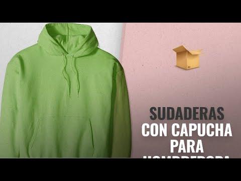 Sudaderas Con Capucha Para Hombre 2018 Mejores Ventas: Hanes Men's Pullover EcoSmart Fleece Hooded