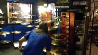 C And M Music Center Hattiesburg Mississippi - Zildjian Cymbals