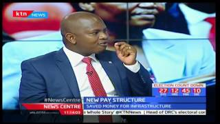 News Centre: 11th July 2017- New Pay Structure Pt 2