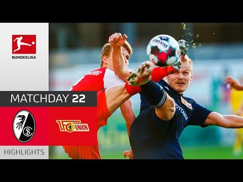 SC Sport Club Freiburg 0-1 1. FC Union Berlin