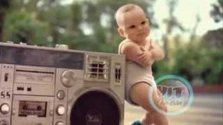 Baby Gangnam Style   PSY Babies Dancing Evian