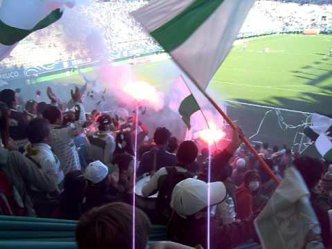 """salida Temuko Union padre las casas"" Barra: Los Devotos • Club: Deportes Temuco"