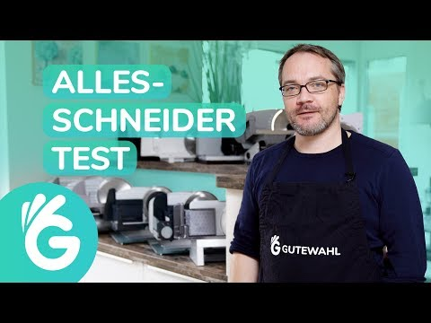 Allesschneider Test – 10 Geräte von Graef, Ritter und weitere im Vergleich