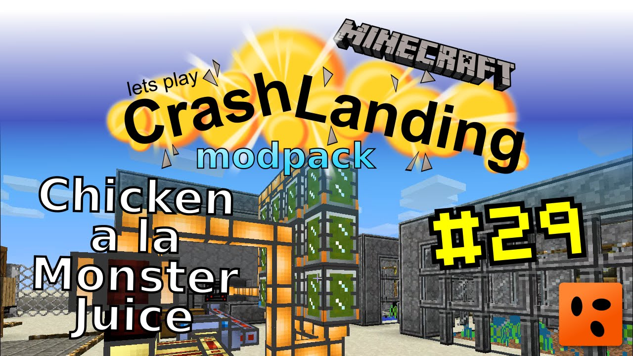 Crash Landing #29 | Chicken a la Monster Juice