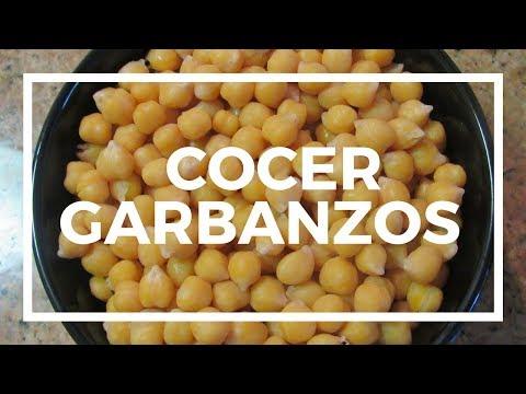 COCER GARBANZOS FACIL / LAS RECETAS DE MAMA