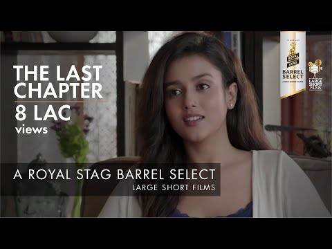 The Last Chapter | Kay Kay Menon | Royal Stag Barrel Select Large Short Films