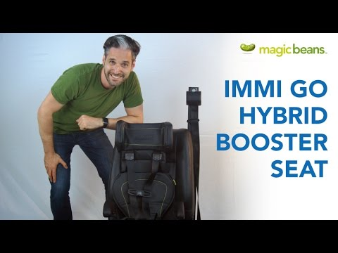 IMMI Go Hybrid Uber Car Seat Booster | Best Most Popular | Car Seat | Booster Seat | Reviews