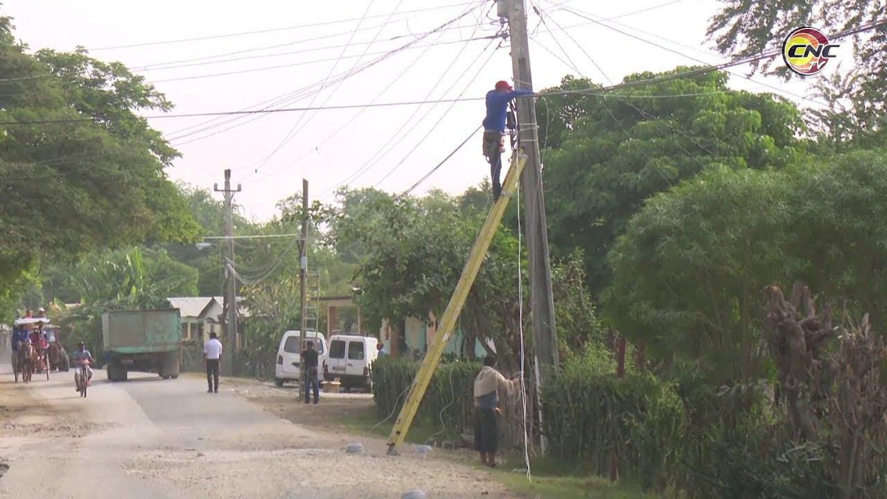 Instalan nuevos servicios de telefonía fija en Río Cauto