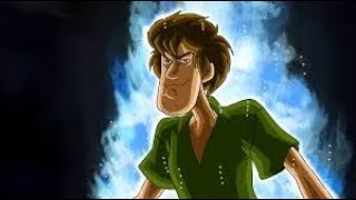 7 times we were shown .00000000000000000001% of Shaggy's true power