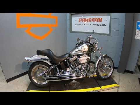 2006 Harley Davidson Softail Standard FXST
