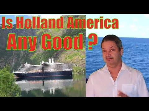 Holland America cruise line review