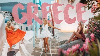 HOW TO TRAVEL GREECE IN 2021