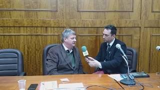 Entrevista do Vereador Denir Gedoz a Rádio A Voz FM 87.5