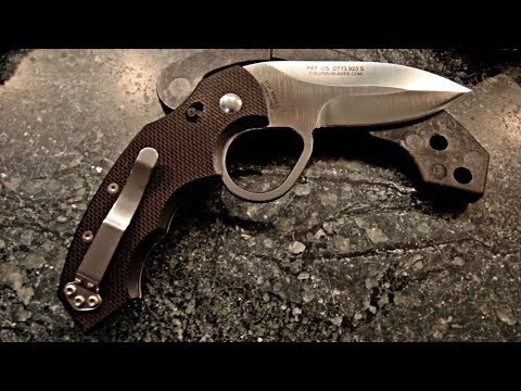 Ultimate Folding Knife for Defense? Colonel Blades