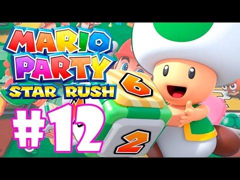 Mario Party Star Rush Walkthrough 8 Casa Da Peppa By