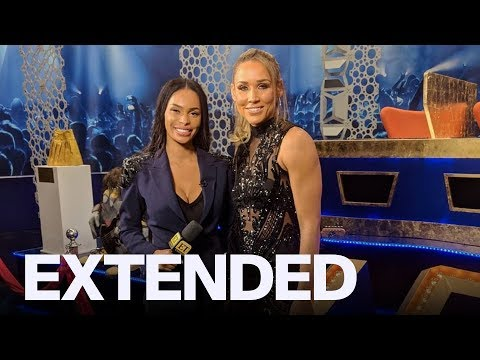 Lolo Jones Breaks Down Ricky Williams' Role In Her 'Celebrity Big Brother' Eviction | EXTENDED