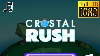 Crystal Rush! Color Switch It! Game Review 1080P Official Artik Games Arcade 2017