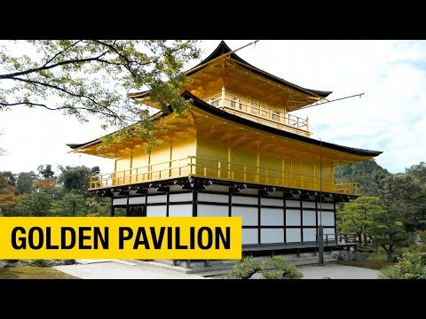 A Tour of Kinkaku-ji Temple (The Golden Pavilion)
