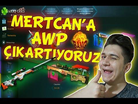 MERTCAN'A AWP ÇIKARTMAYA ÇALIŞTIK CS:GO !!!
