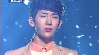 [Music Bank] 2AM - One Spring Day (2013.03.08)