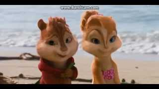 Alvin and The Chipmunks: Chipwrecked: Cute Alvin and Brittany Moment