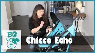 BG Review: Chicco Echo Umbrella Stroller