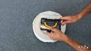 iLife V1 vacuum cleaner robot review