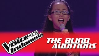 "Amest ""Give Me One Good Reason"" I The Blind Auditions I The Voice Kids Indonesia GlobalTV 2016"