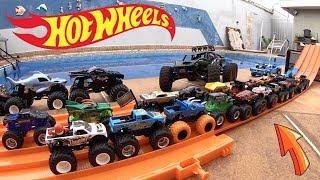 Carrinho Chassis Snapper Em Corrida Hot Wheels NOVO - Brinquedos #95
