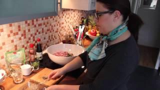 Rezept Rote Beete - Kelpnudel Salat