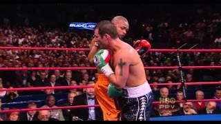 Joe Calzaghe vs Roy Jones Jr 08.11.2008
