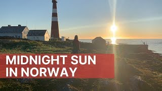 24 Hours of Sun: Best of Northern Norway in Summer