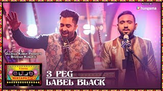 Official T-Series Mixtape Punjabi:3 Peg/Label Black